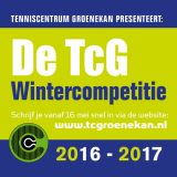Schema Wintercompetitie 2017-2018