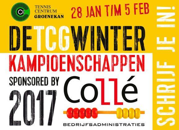De TCG Winterkampioenschappen 2017